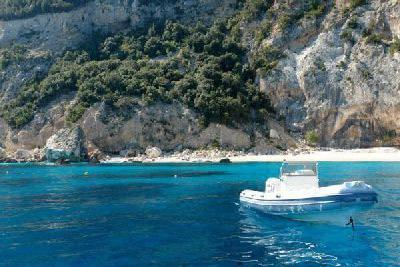 Boat rental in Cala Gonone - Code of conduct and safety