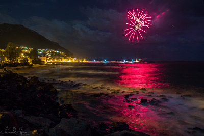 New Year's Eve in Cala Gonone