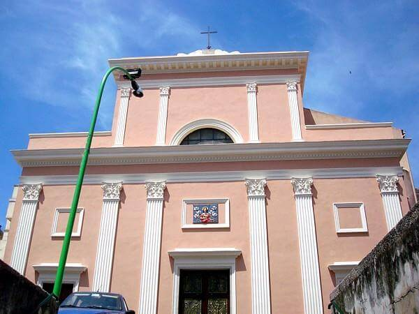 S. Caterina D'Alessandria Church
