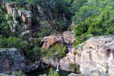 Canyoning in Cala Gonone and surroundings