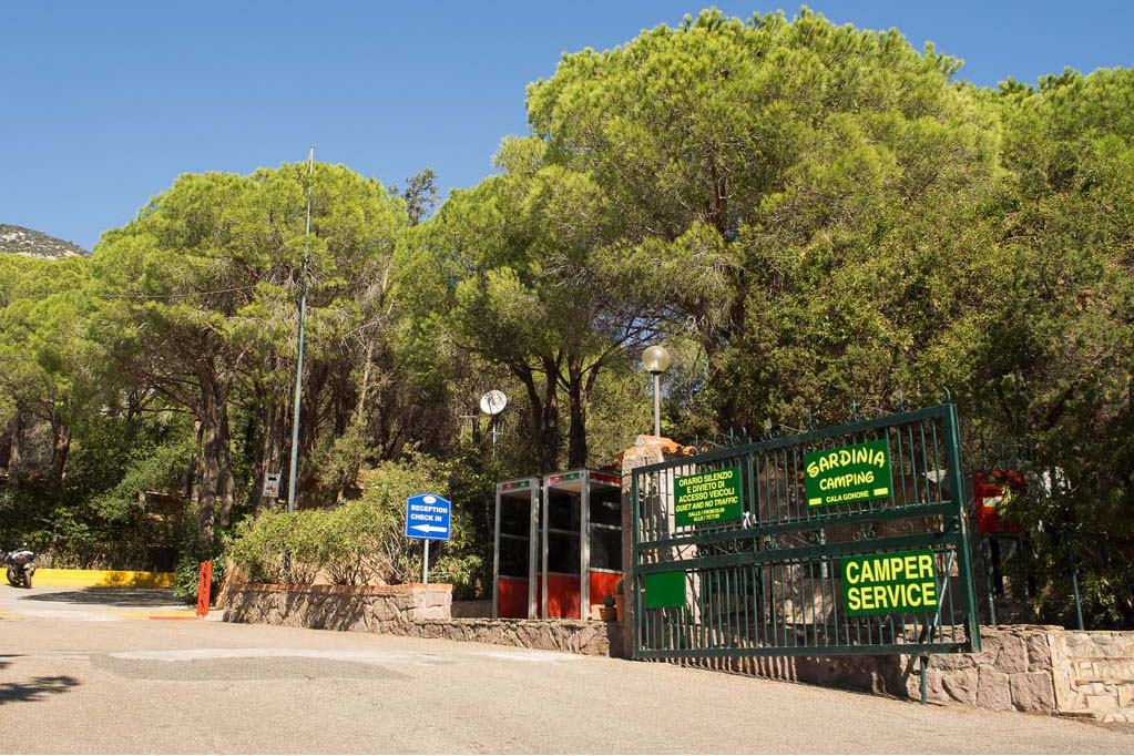 Welcome to Sardinia Camping Cala Gonone