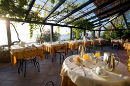 Restaurant Costa Dorada in Cala Gonone