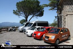 Car rental and taxi Cala Gonone - Secci Andrea